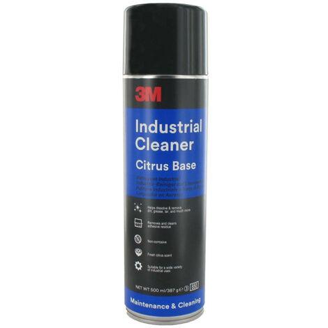 3M Industrial Aerosol Cleaner - Citrus scent
