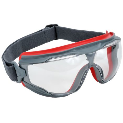 3M LUNETTES PROTECTRICES GOGGLE PC CLEAR