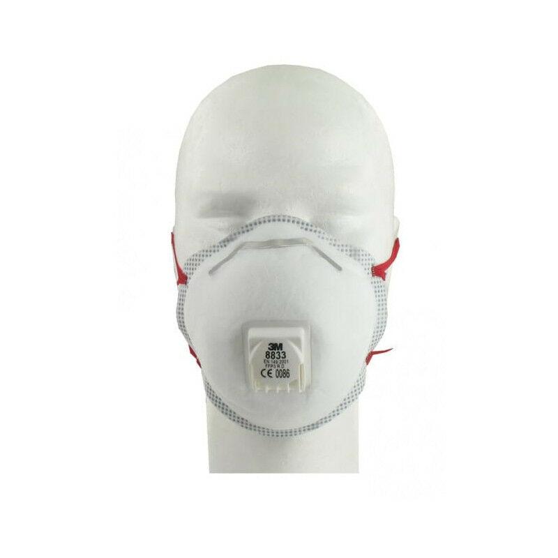3m mascherina antipolvere ffp3