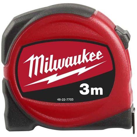 3m Maßband MILWAUKEE - kompakt 16mm 48227703