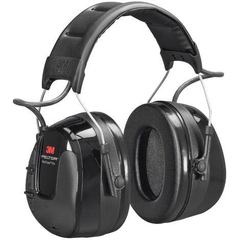 3M Orejera protectora con radio Worktunes Pro Peltor negra 34732