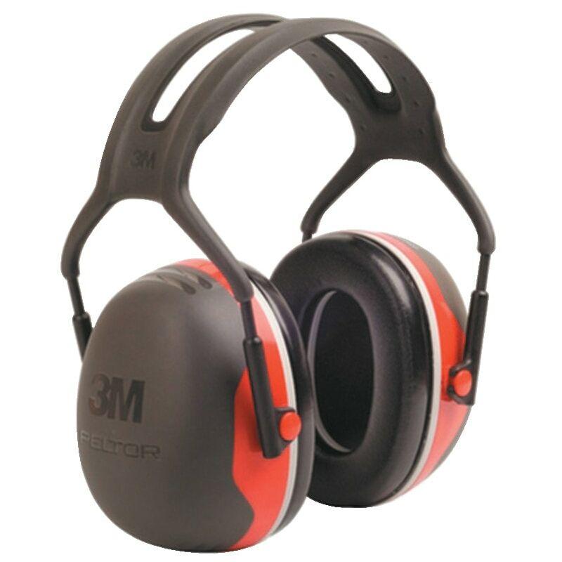 Image of 3M Peltor X3A-RD Headband Ear Defenders