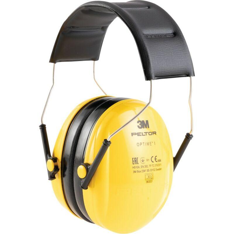 Image of H510A-401-GU Optime I Headband Ear Protectors - 3m Peltor