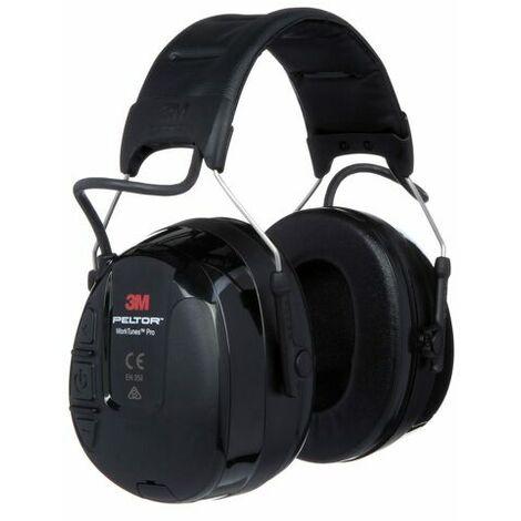 3M Peltor HRXS221A Protection auditive Worktunes Pro avec fonction FM/AM