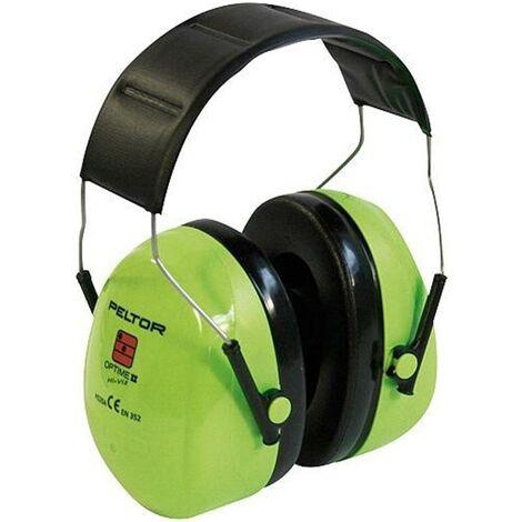 3M PELTOR OPTIME II Hi-Viz Kapselgehörschutz Gehörschutz Kopfbügel 3M - 1467
