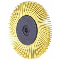 3M Radial Bristle Brush 150x12mm P 80gelb TypA