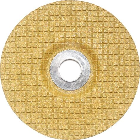 3M Schruppscheibe Schruppscheibe Cubitron™ II Flex Grind D125xS3mmKörnung 80 gekröpft INOX Bohrung 22,23 mm