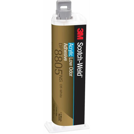 3M™ Scotch-Weld™ Low Odor Acrylic Adhesive DP8805NS Green 45ml