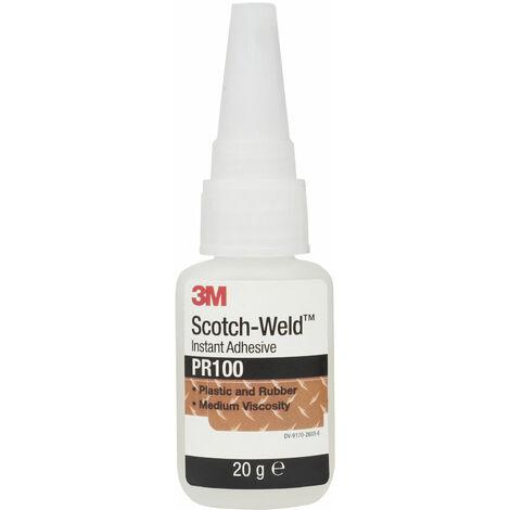3M™ Scotch-Weld™ PR100 Cyanoacrylate Adhesive 20g