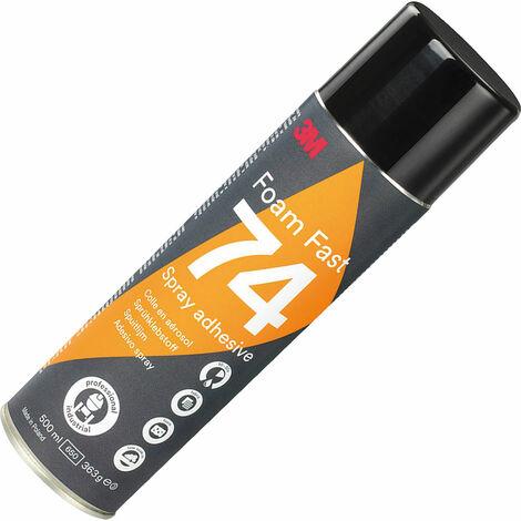 "main image of ""3M™ Scotch-Weld™ Spray 74 Foam Adhesive 500ml"""