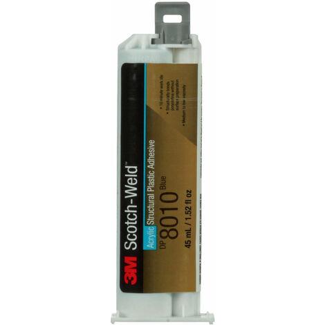 3M™ Scotch-Weld™ Structural Plastic Adhesive DP8010 Blue 45ml