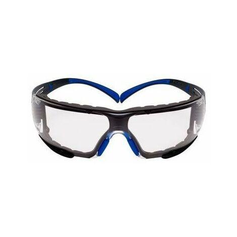 3M SecureFit 400 Gafas de seguridad Scotchgard espuma