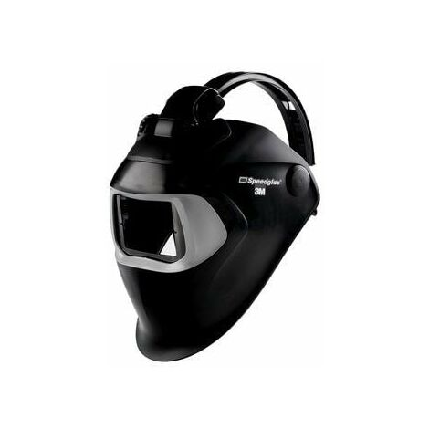 3M Speedglas 100-QR Pantalla de soldadura sin filtro, sin casco de seguridad 782500
