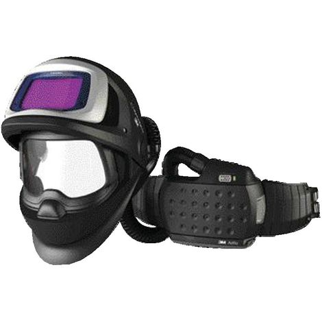 3M Speedglas - 9100 FX Air Helmet With 9100X & New Adflo System (complete)