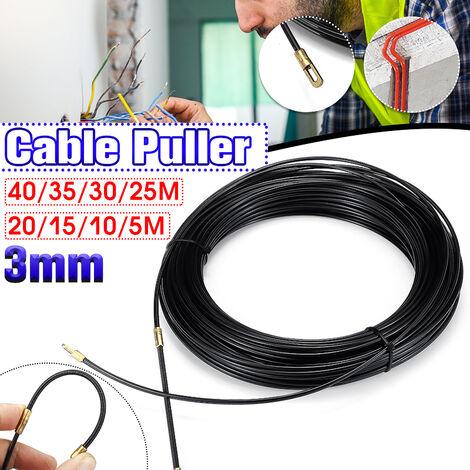 3mm 8 taille extracteur de cable fil de fibre de verre extracteur de cable outils électriques bande de poisson 5 m 5 m