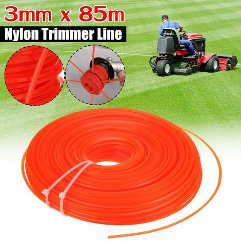 3mm x 85m Nylon String Trimmer Brush Cutter Cord Rope