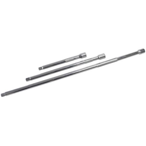 "3pc 3/8"" Drive Extension Bar Set"