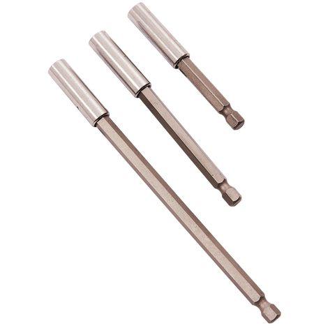 3pc Magnetic Bit Holder Set