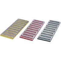 3pc Professional Diamond Stone Sharpening Set