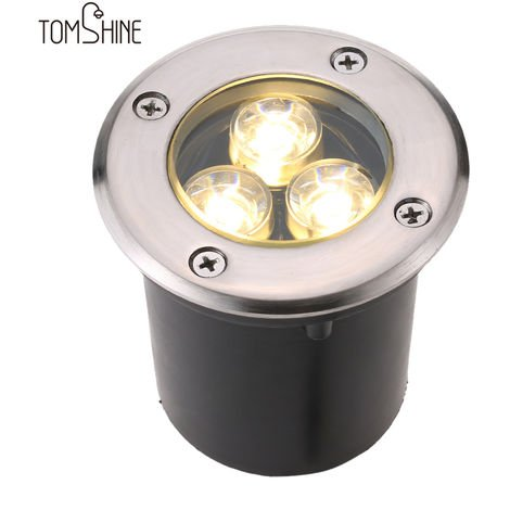3W AC/DC 12V LED Underground Light Lamp