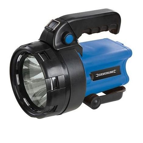 3W Lithium Rechargeable Torch - 150 Lumen UK