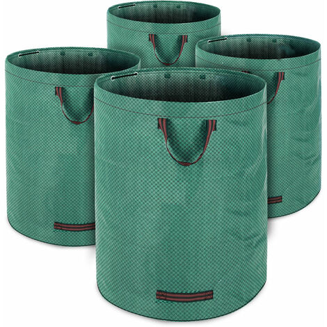 3x Garden Waste Bag 280 Litres 50 kg Strong