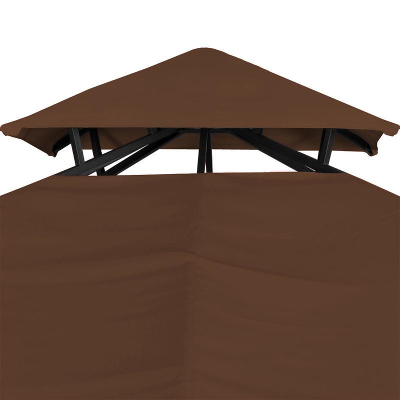 Garden Gazebo Patio Marquee Party Wedding Tent Lorca Reception Canopy Awning New
