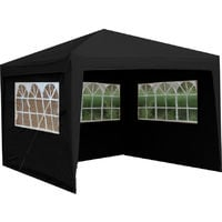 3X3m Gazebo with Side Windows
