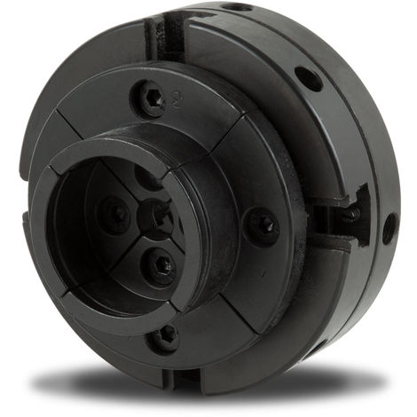 """4"""" / 100 mm Mandrin de tour à bois à 4 mors à centrage automatique"""