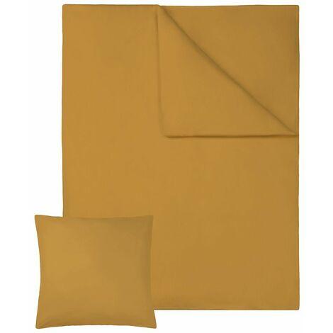 4 bedding sets 200x135cm cotton 2-piece - bedding, bed linen, single duvet cover