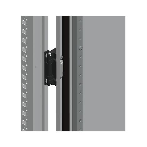 4 bisagras 180d RAL 9005 SCHNEIDER ELECTRIC NSYSH180