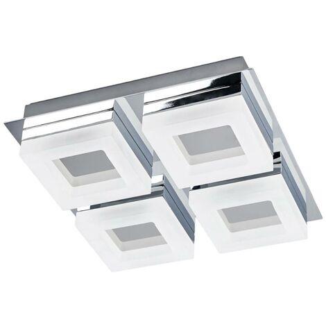 4-bulb LED bathroom ceiling light Marija