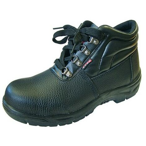 4 D-Ring Chukka Safety Boots