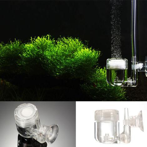 "main image of ""4 in 1 CO2 Diffuser Check Vavle Bubble Count U Shape Tube Sucker Aquarium Accessory Tool"""