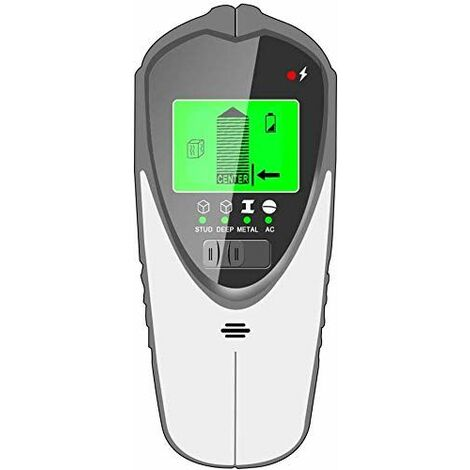 4 in 1 Digital Construction Detector, Wall Detector with LCD Display, Electronic Stud Scanner Detect Metal / Electrical Wires / Wooden Studs in Walls, Floors and Ceilings