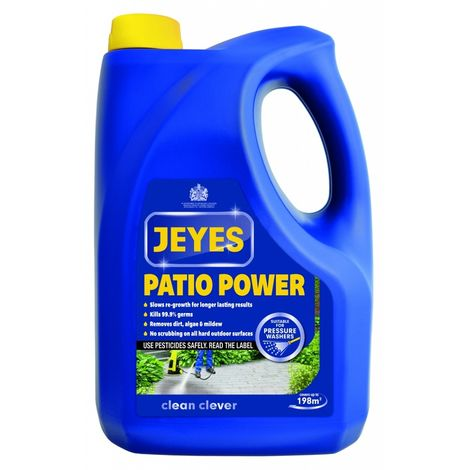 Jeyes Patio Power Kills 99.9% of Germs - Concentrate 2 Litres