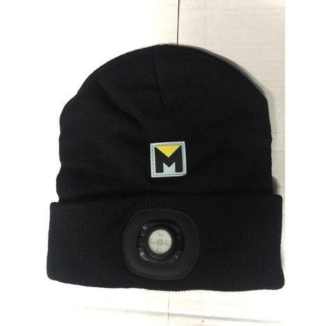 4-LED-Luce-cappello torcia da testa 2 berretto per la caccia e pesca  ciclismo bda29b431cb7