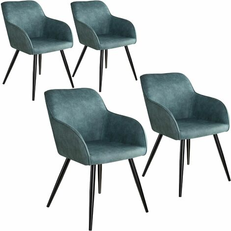 4 Marilyn Fabric Chairs