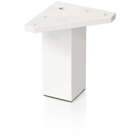 4 patas para mueble cuadrada blanca - varias tallas disponibles