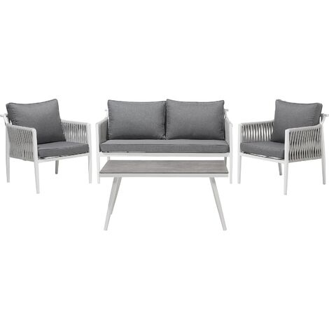4-Piece Garden Sofa Set LATINA