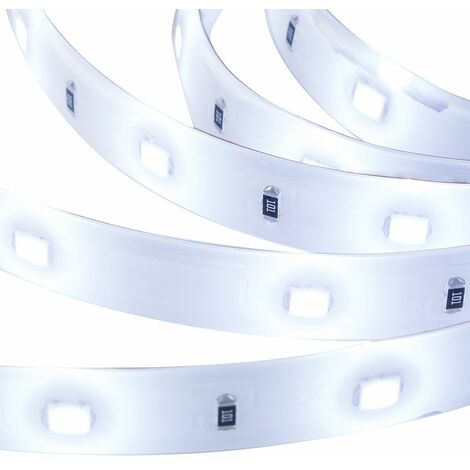 4 Piece Ip54 Rated 4W LED Linkable Under Kitchen Cupboard / Cabinet / Shelf Strip Light Cool White