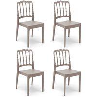 Sedie Per Esterno Plastica.Sedia Plastica Impilabile Al Miglior Prezzo