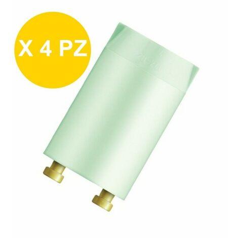 STARTER RAPIDO ST111 ACCENZIONE RAPIDA PER LAMPADE NEON FLUORESCENTI
