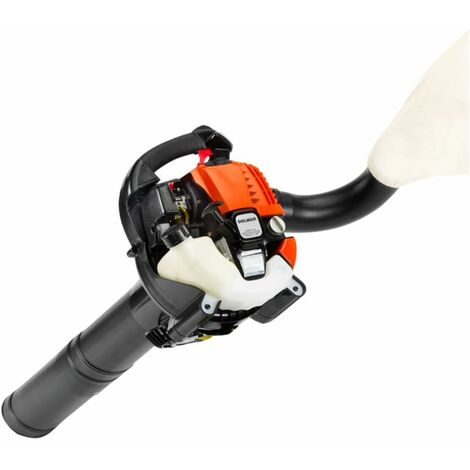 4-Takt-Blasgerät Benzin Gebläse mit Absaugung| PB2524VX