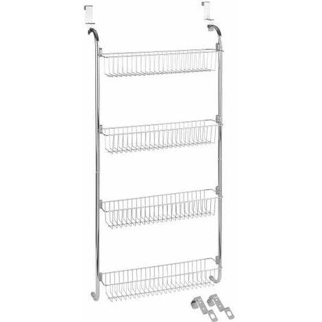 Door rack with 4 compartments WENKO