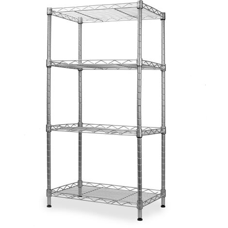"""main image of """"4 Tier Shelving Unit 