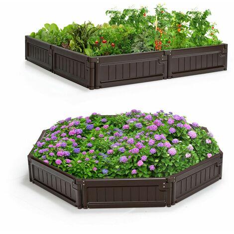 4 Tier Wall-Mounted Shelves Metal Round Floating Bookshelf Storage Home Display