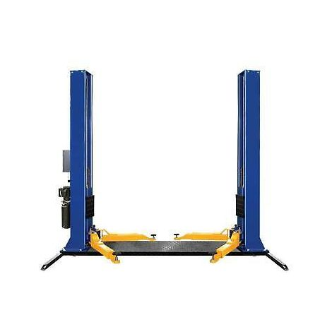 4 Ton, 2 Post, Car Ramp Lifter. 230 volt