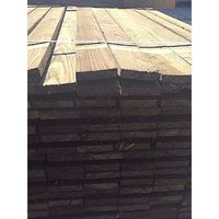 "4"" x 1"" (100mm x 22mm) Pressure Treated Timber Boards 3.6m Pack of 20"