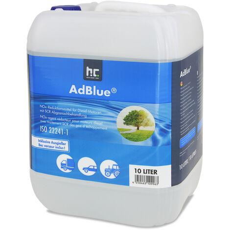 4 x 10 Liter AdBlue® Harnstofflösung inklusive Ausgießer